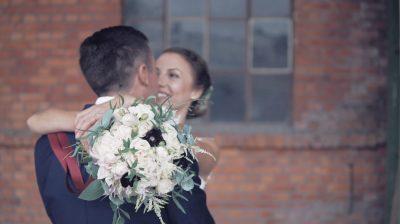 Bröllopsfilm Sofia & Dylan