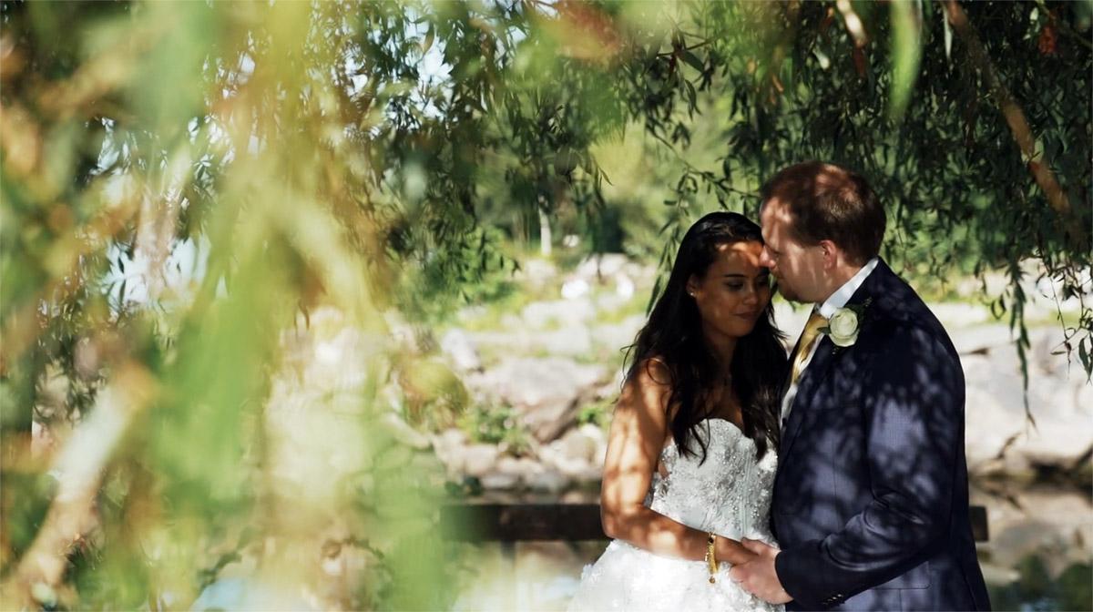 Bröllopsfilm Debs och Alex